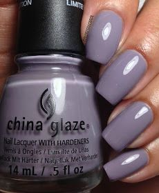 China Glaze ● The Giver Collection.● Release