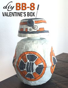 DIY Star Wars BB-8 V