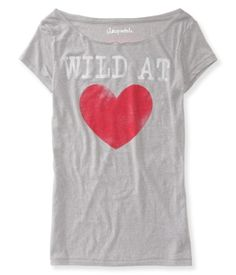 Wild At Heart Graphic T