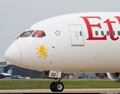Boeing 787-860, Ethiopian Airlines