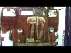 1947 ford COE cab over engine first day home