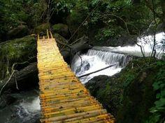 Agualcas Falls, Matagalpa - Nicaragua