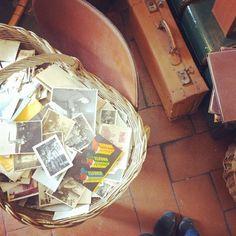 vintage shop, Milan