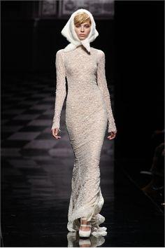 Ermanno Scervino Fall Winter 2013 Womenswear Collection