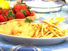 Make the perfect fish 'n chips at home, plus other English goodies