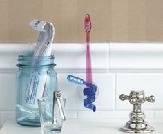 toothbrush holder!!!!