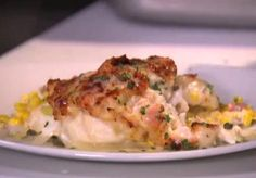Imperial Stuffed Halibut Recipe - Bonefish Grill Recipe