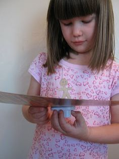 Almost Unschoolers: Cereal Box Magnet Mover