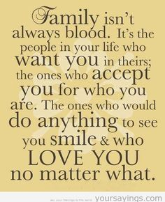 love the people in your life