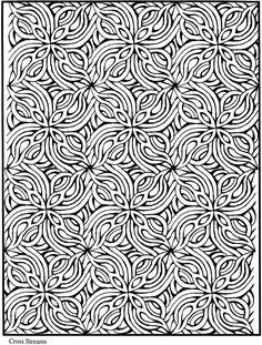 Creative Haven Lotus Designs Coloring Book