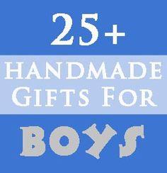 Attempting Aloha: Day 9 - Handmade Christmas Gifts for Boys