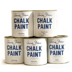 Annie Sloan Chalk Paint™ (and clear wax over it.)