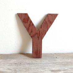 """Y"" for the alphabet wall"