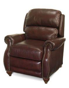 Bradford Leather Recliner