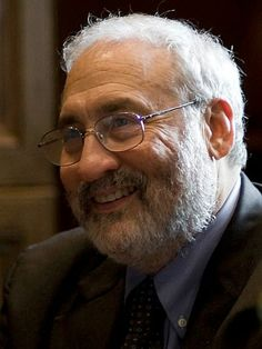 Joseph Eugene Stiglitz, FBA (born February 9, 1943) is an American economist and a professor at Columbia University. He is a recipient of the Nobel Memorial Prize in Economic Sciences (2001). He is a former senior vice president and chief economist of the World Bank, and is a former member, and Chairman of the Council of Economic Advisers. He is known for his critical view of the management of globalization, free-market economists, and the International Monetary Fund and the World Bank.