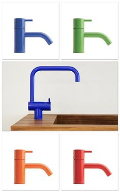 faucets do not just need to come in metal colors