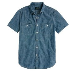 japanese chambray from JCrew