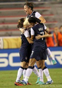 USA Women Soccer