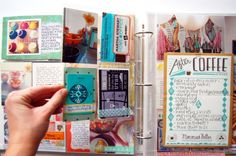 Martha Stewart page protectors at Staples books, inspiration, smashbook, project life, smash book, art journals, paper, stapl, scrapbook