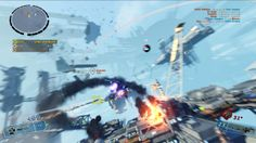 Strike Vector (aerial fps) http://store.steampowered.com/app/246700/