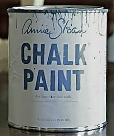how to use #chalk #paint