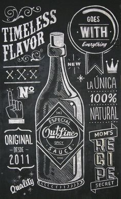 Chalk | Outline Sauce by Outline Studio