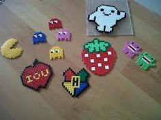 dr who hama beads - Google Search