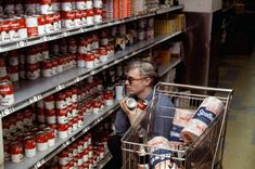 oh andy! you're in the soup aisle again