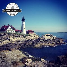 We love Portland, Maine!