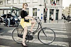 Style & Fashion. Bicycles Love Girls. http://bicycleslovegirls.tumblr.com