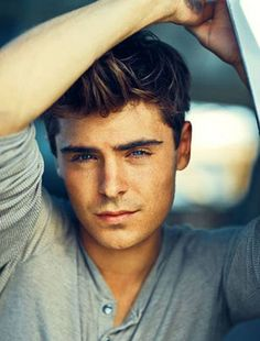 Zac Efron....I like him better now that he has bulked up and looking more like a man.