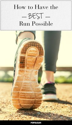 5 Quick Tips to Ensure a Good Run -