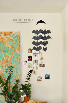 DIY: the bat mobile.