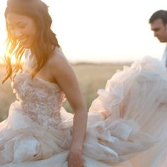 Romantic, glamorous Italian destination wedding in Sicily  (Photo: Kate Headley)