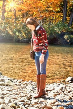 Adorable fall style
