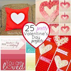 25 pretty valentine ideas