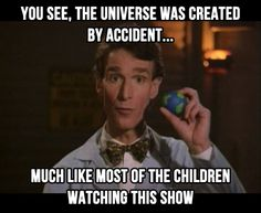 Well played, Bill Nye…