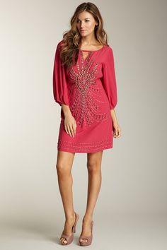 Love Token  Beaded Dress  #HLsummer