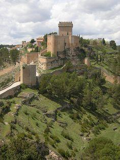 Castillo de Alarcón, Cuenca, Spain