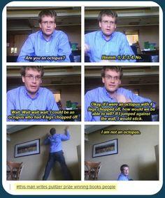 John Green. Love him.