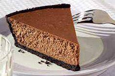 Chocolate Lover's Cheesecake.. Kraft recipe