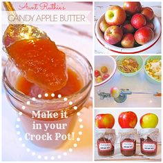 Happy Fall Y'all! For my Candy Apple Butter Recipe Click here:  http://www.sugarpiefarmhouse.com/making-apple-butter-n-fall-memories