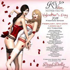 KV Valentine's Day Fashion Show | Flickr - Photo Sharing! funni valentin, valentine day, kv valentin