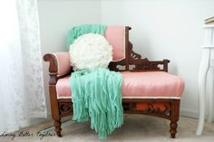 Vintage Chair Makeover