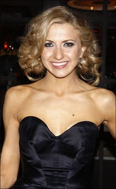 A glowing Nina Arianda at the #TonyAwards after party