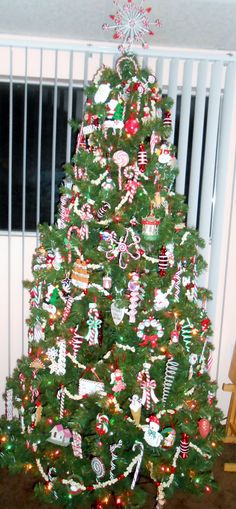 Old Fashion Christmas Trees And Things By Loveofcats On