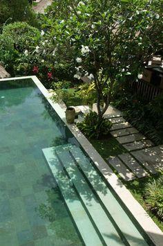 yard Bali Villa
