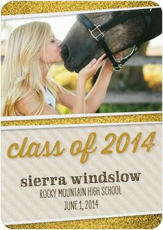 Shine bright, graduate! Always Dazzling - #Graduation Announcements - Magnolia Press in Gilded Brown and Gold.