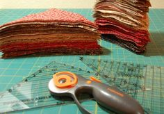 Lots of great quilting tutorials.