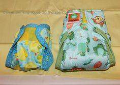 babyville boutique fabrics for homemade cloth diapers